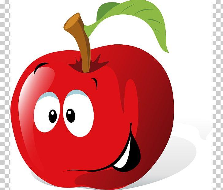 Cartoon Apple PNG, Clipart, Apple, Cartoon, Cartoon Fruit Images.