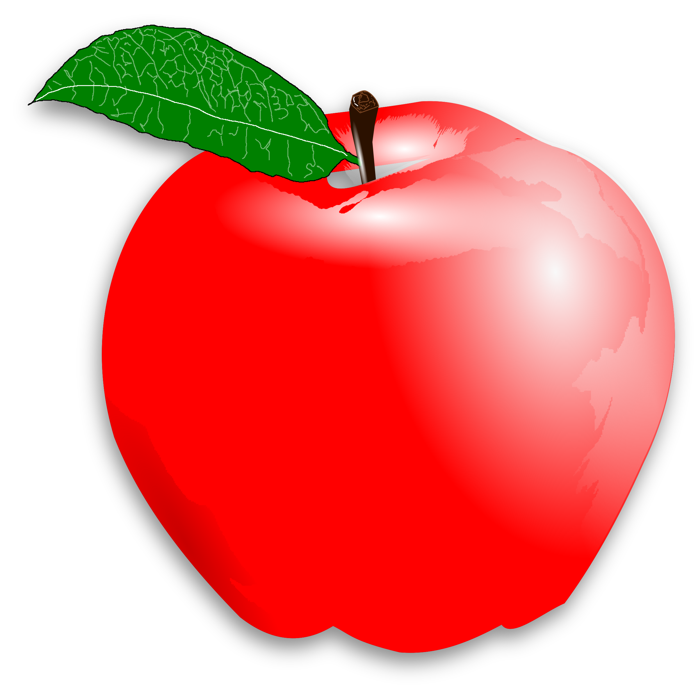 Apple png clipart 3 » Clipart Station.