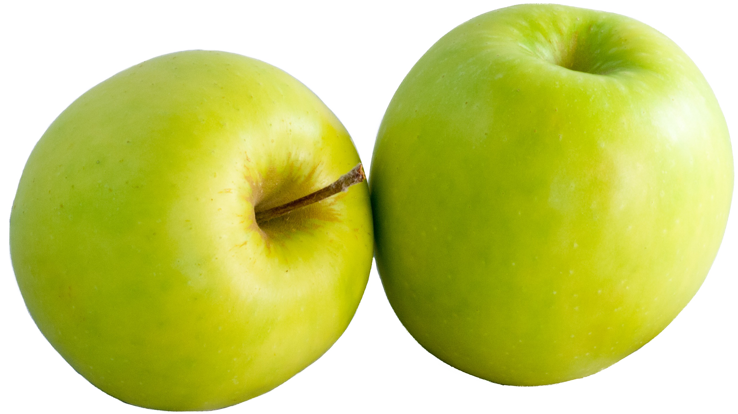 Apple PNG in High Resolution.