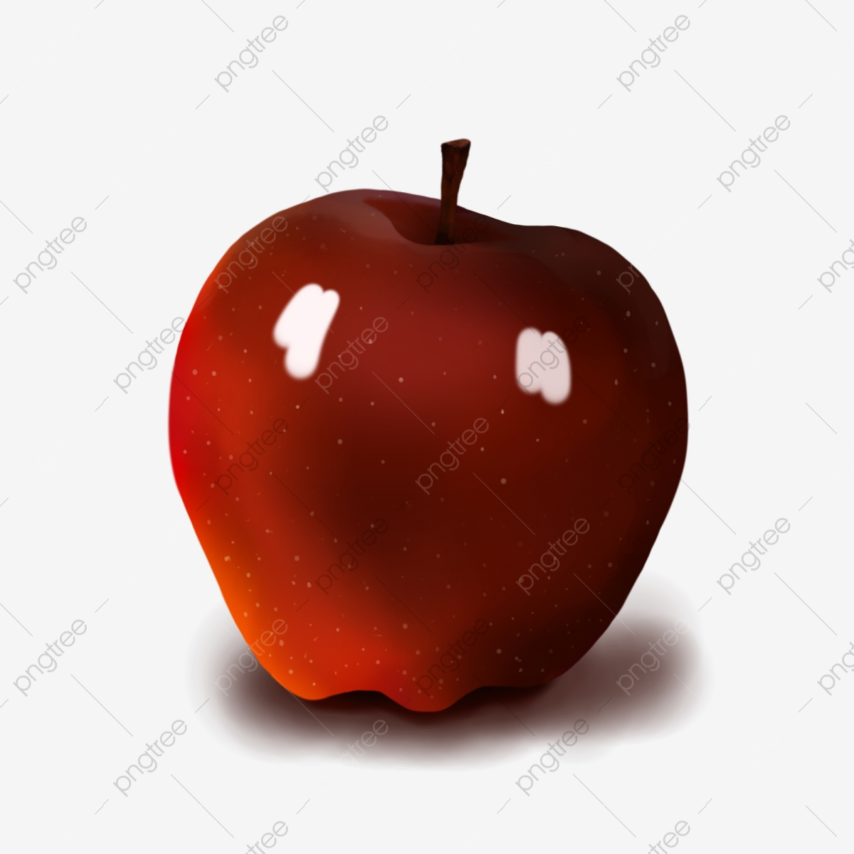 Apple, Fruit, Green Apple, Red Apple PNG Transparent Clipart Image.