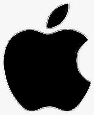 Apple Logo Transparent Background PNG Images.