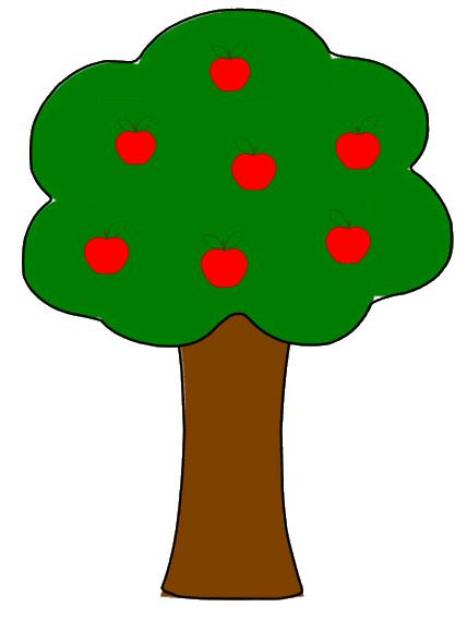 Apple Tree Clipart 12.