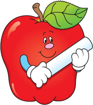 Discover back to school apple clipart images 2.