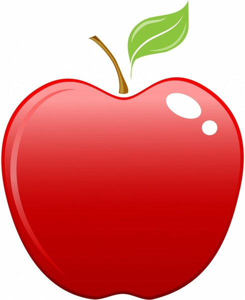 Apple shape free vector download (9,431 Free vector) for.
