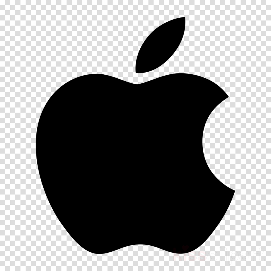 Apple, Logo, Silhouette, transparent png image & clipart free download.