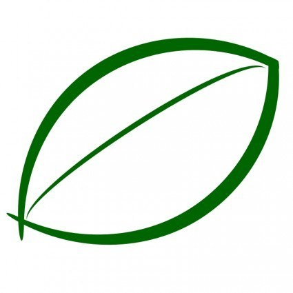 Free Apple Leaf And Stem Template.