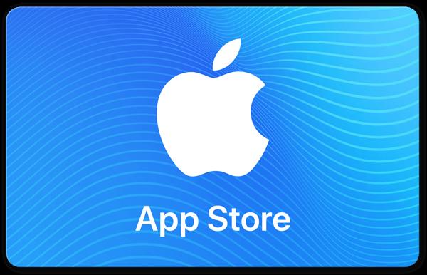 Redeem your App Store Top.