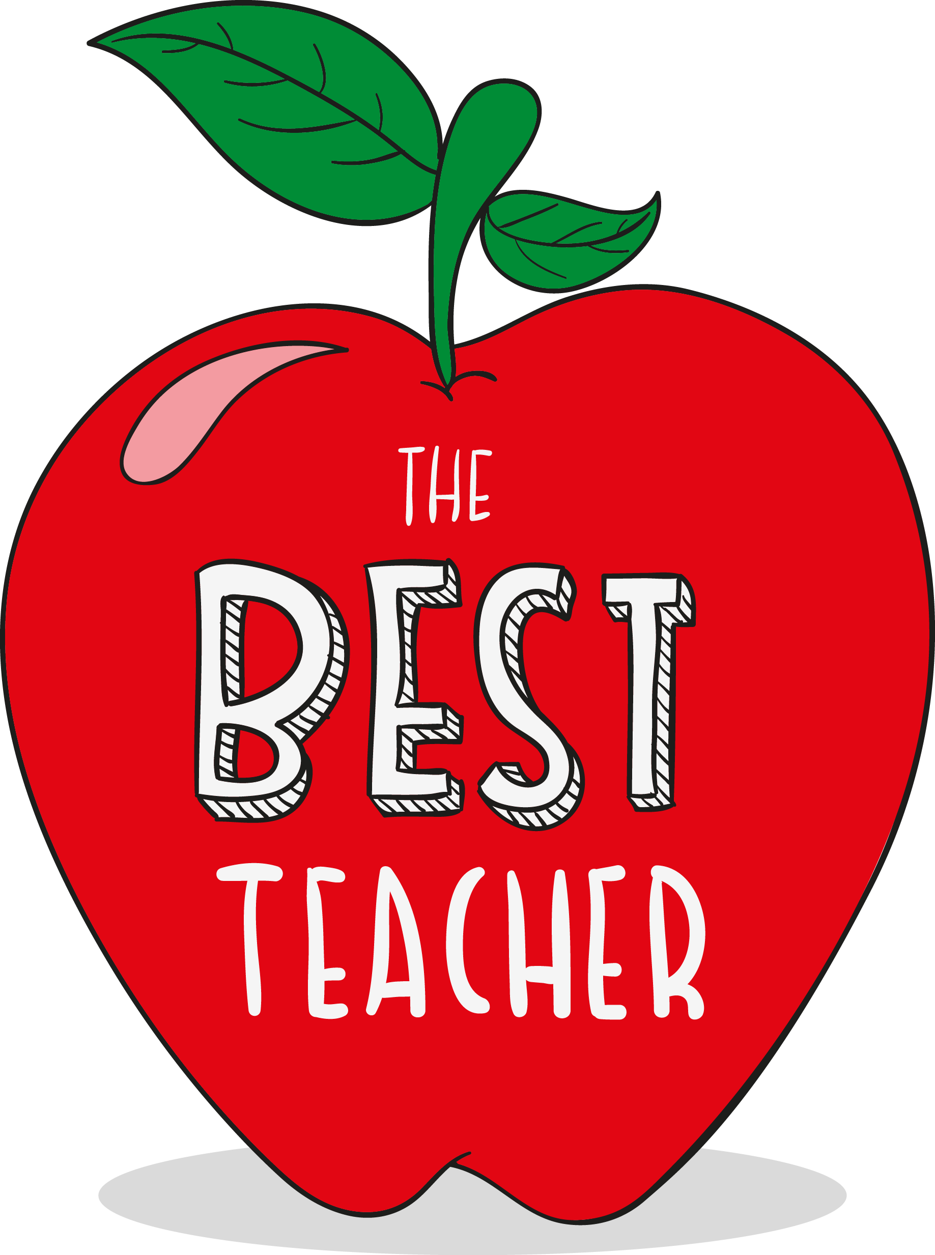 Teachers Day Student Apple Clip art.