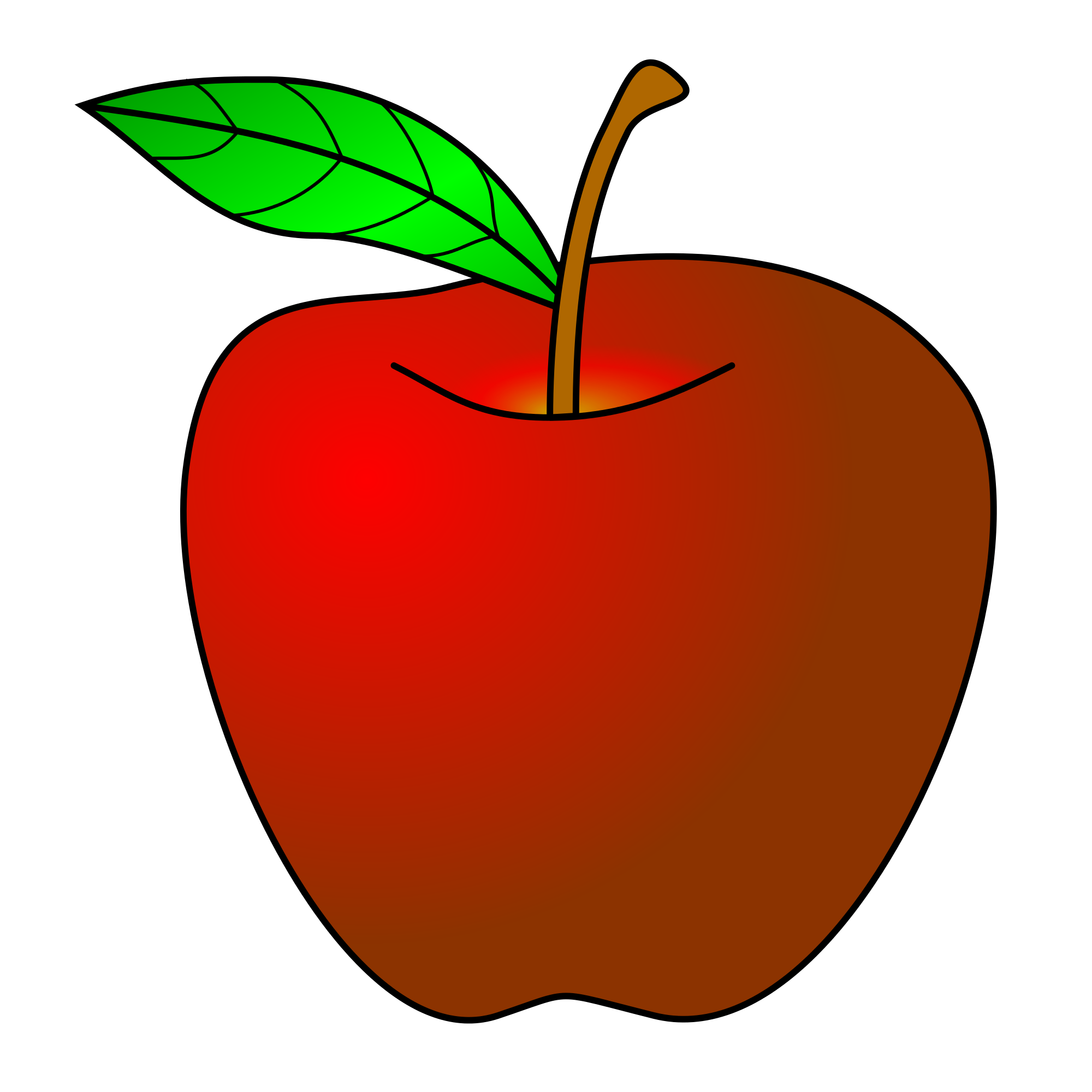Clipart apple template, Clipart apple template Transparent.