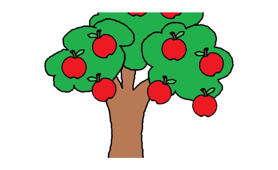 Tree Clipart Clipart September Apple.