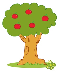 Apple Tree Branch Clipart.