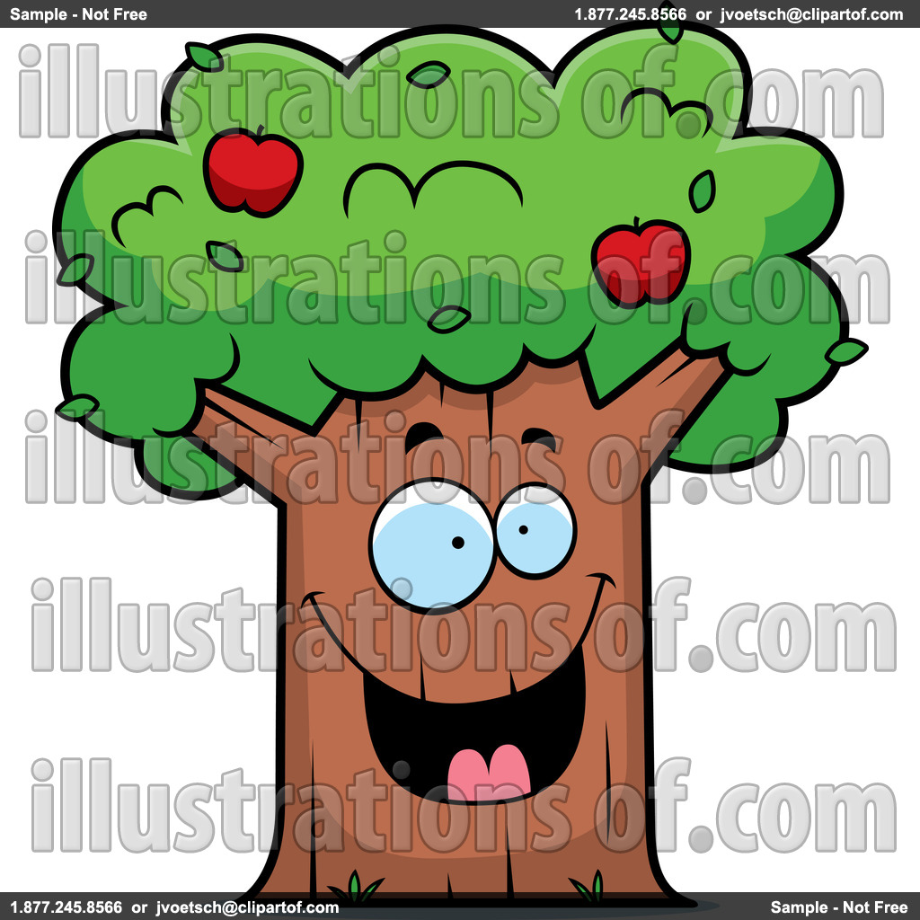 Apple Tree Clipart Clipground