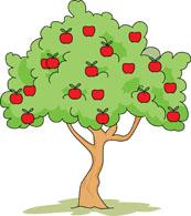 Apple Tree Clipart & Apple Tree Clip Art Images.