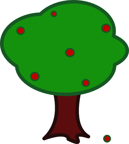 Apple Tree Clipart Free.