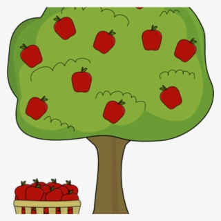 Free Apples Tree Clip Art with No Background.
