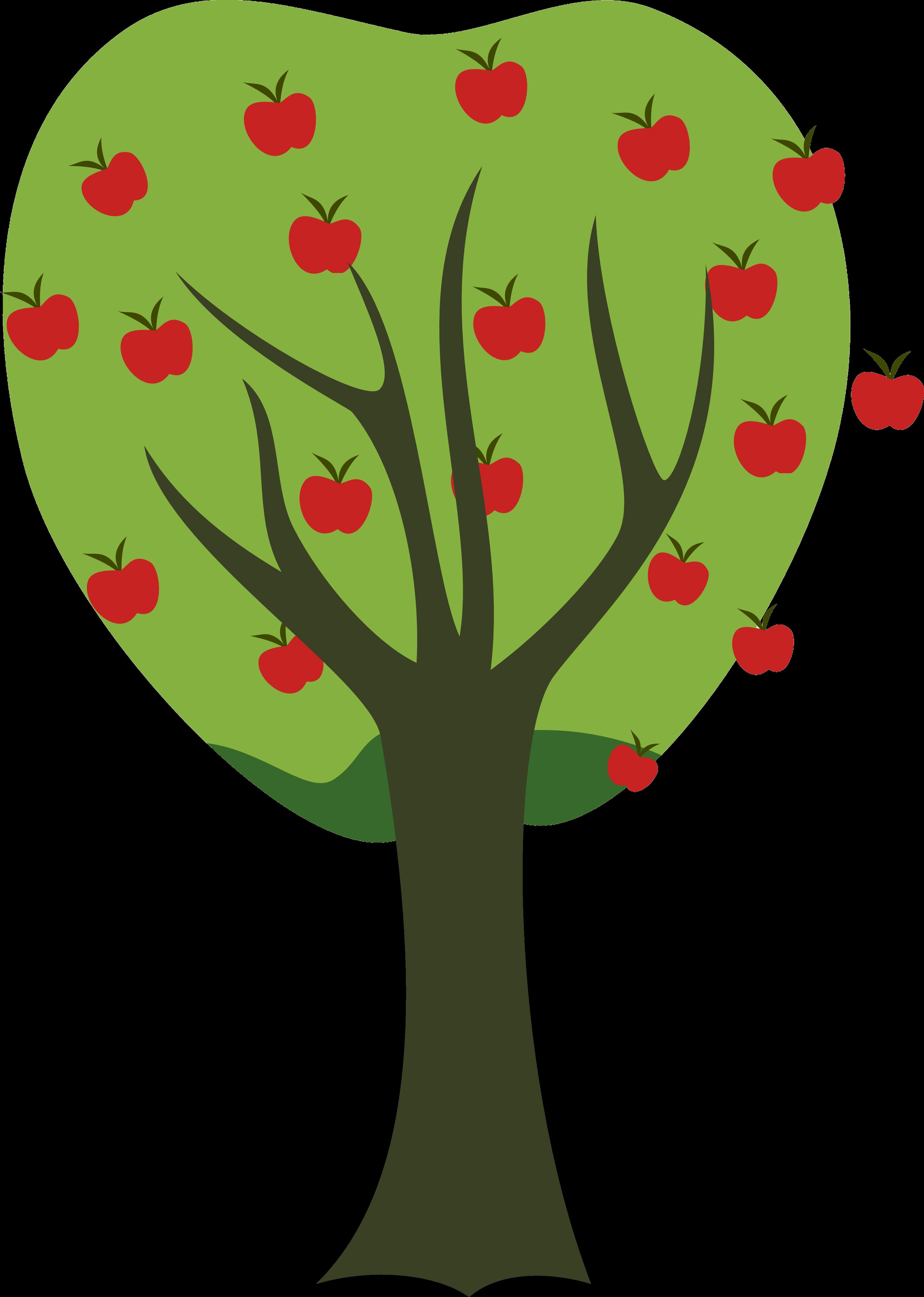 Apple Tree X Stem Clip Art Inspirational Fruit Clipart Png.