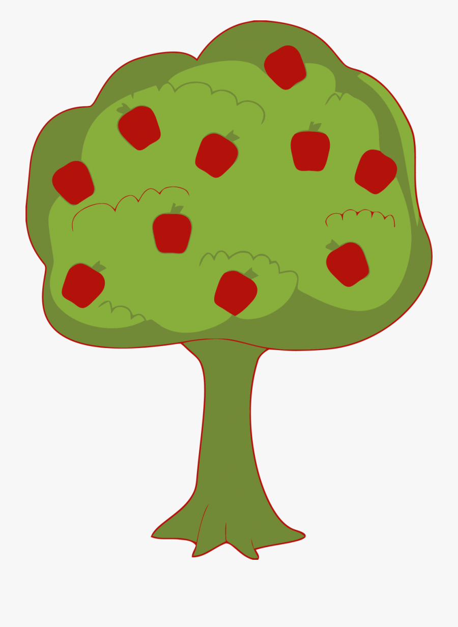 Apple Tree Clipart One.