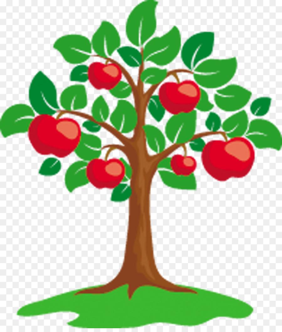 Apple Tree Clip Art.