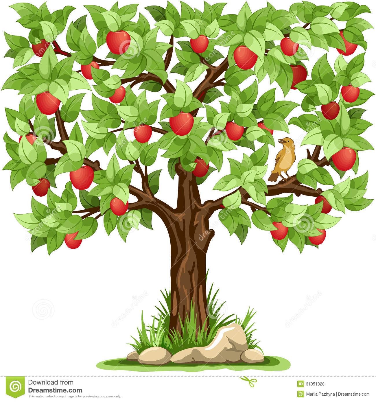 Apple tree flowers clipart - Clipground