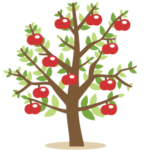 Apple Tree Clip Art Flowers.