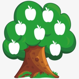 PNG Apple Tree Cliparts & Cartoons Free Download.