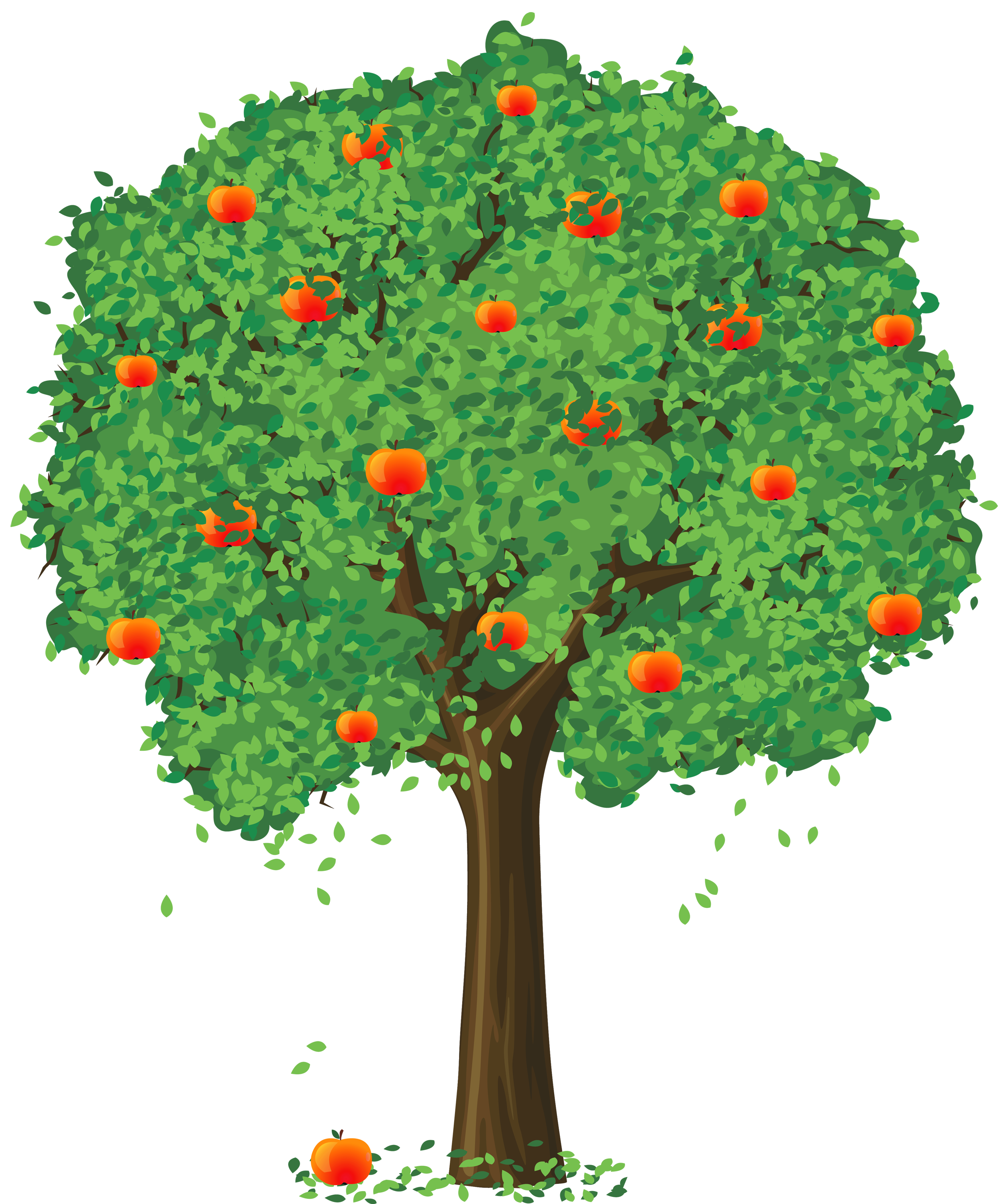 Apple Tree Clipart Png.