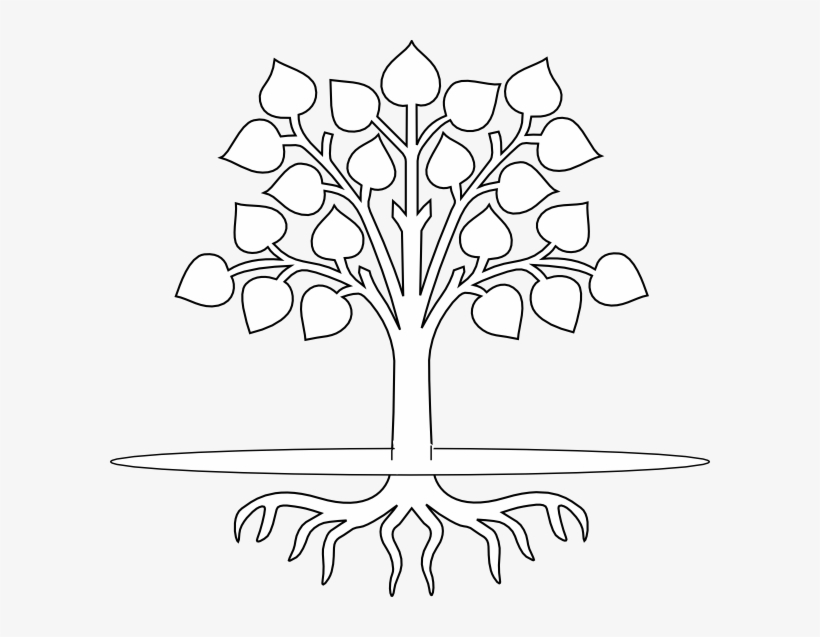 Apple Tree, Roots, Blogging, Clip Art, Illustrations.