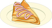 Search Results for apple turnover clipart.