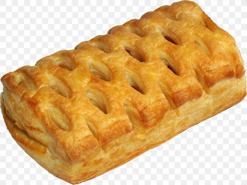 Apple Pie Puff Pastry Bun, PNG, 2311x1738px, Bun, American.