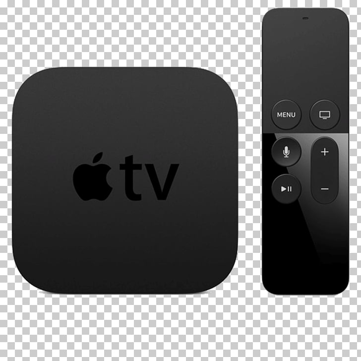Apple TV 4K Television Set.