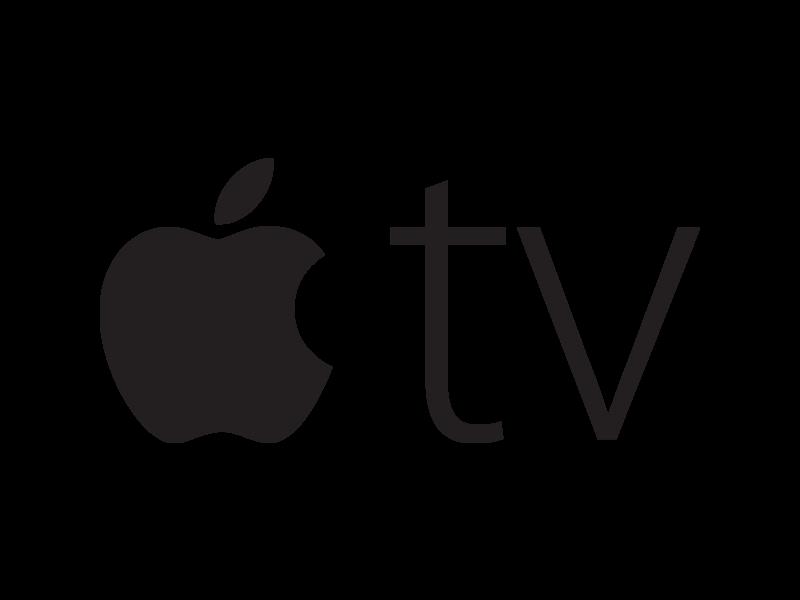 Apple TV Logo PNG Transparent & SVG Vector.