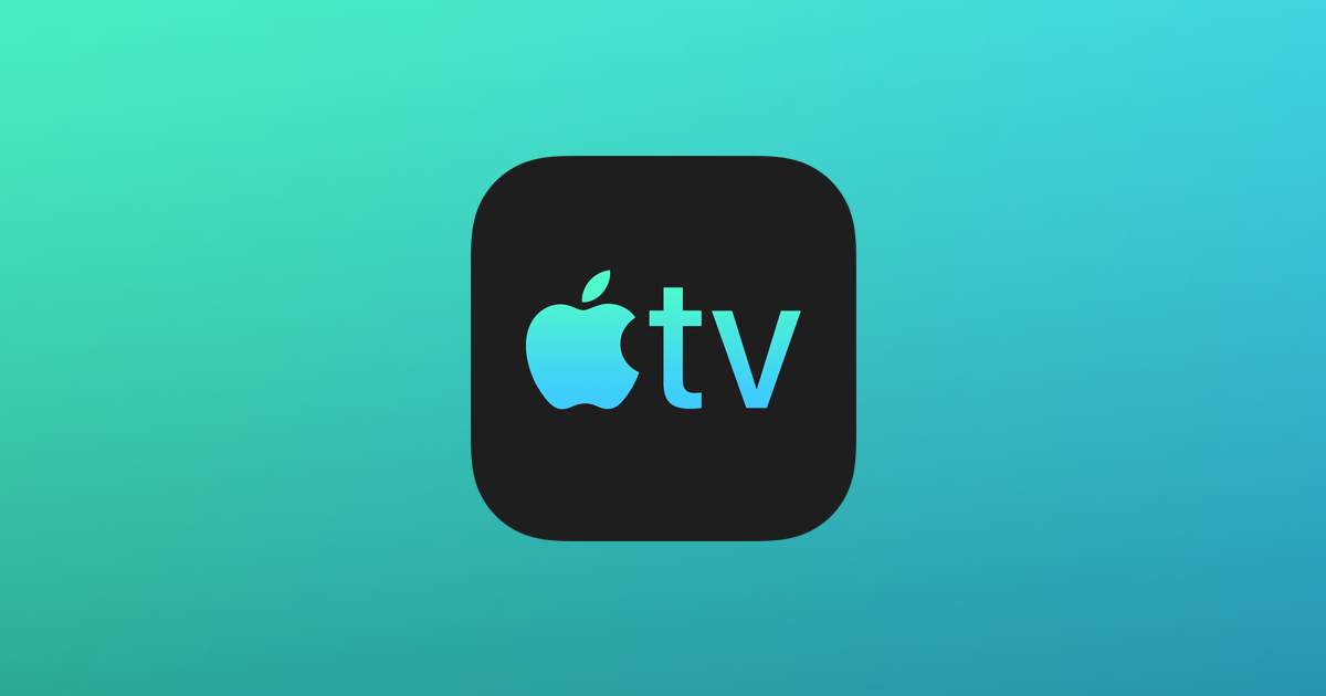 Apple TV App.