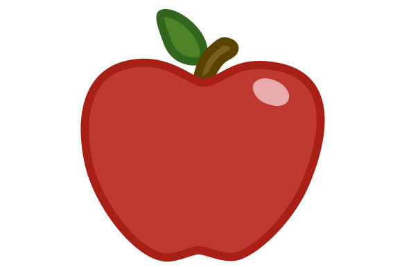 Apple Vector.