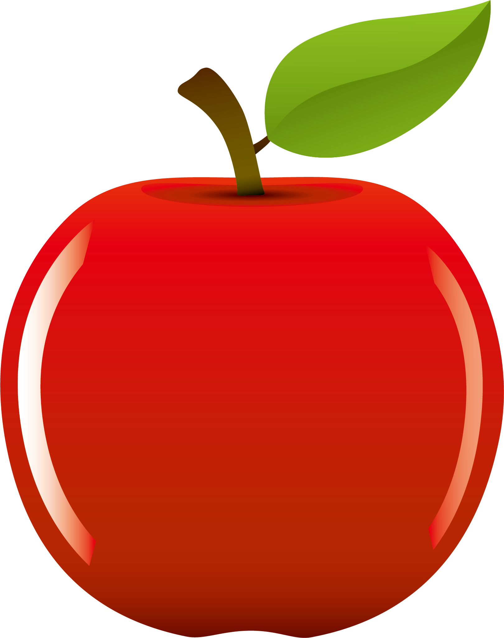 Download Vector Apple Element Download HD PNG Clipart PNG Free.
