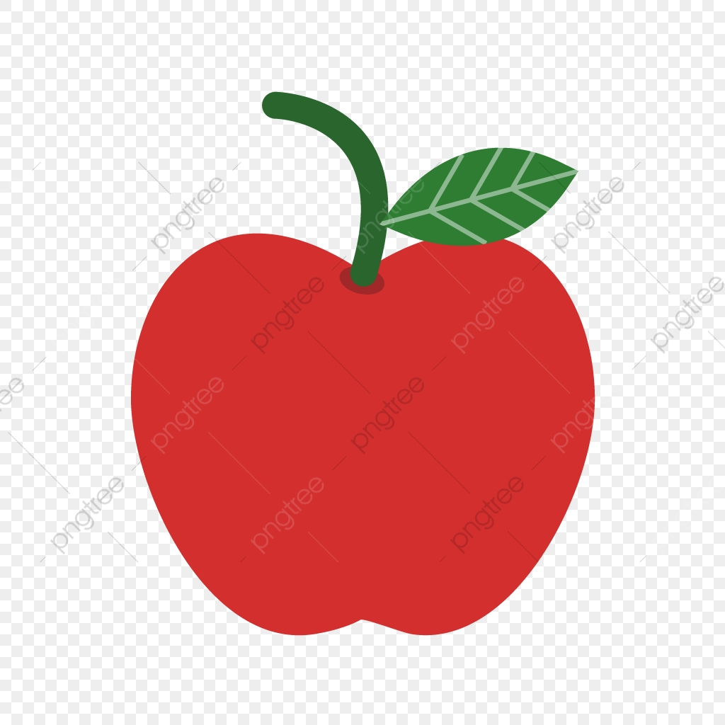 Apple Vector Icon, Apple Icon, Eat Icon, Food Icon PNG and Vector.