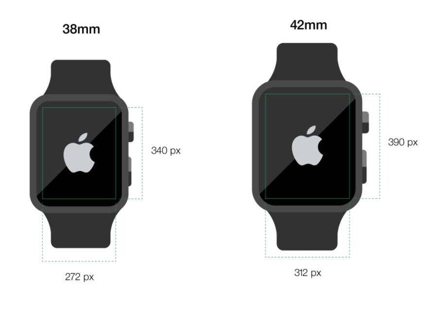 Watch Apple Icon.