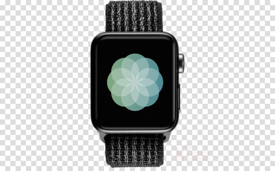 Apple, Watch Bands, Apple Watch Series 3 Nike, transparent png image.