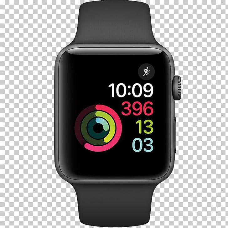 Apple Watch Series 2 Apple Watch Series 3 Smartwatch, Black.