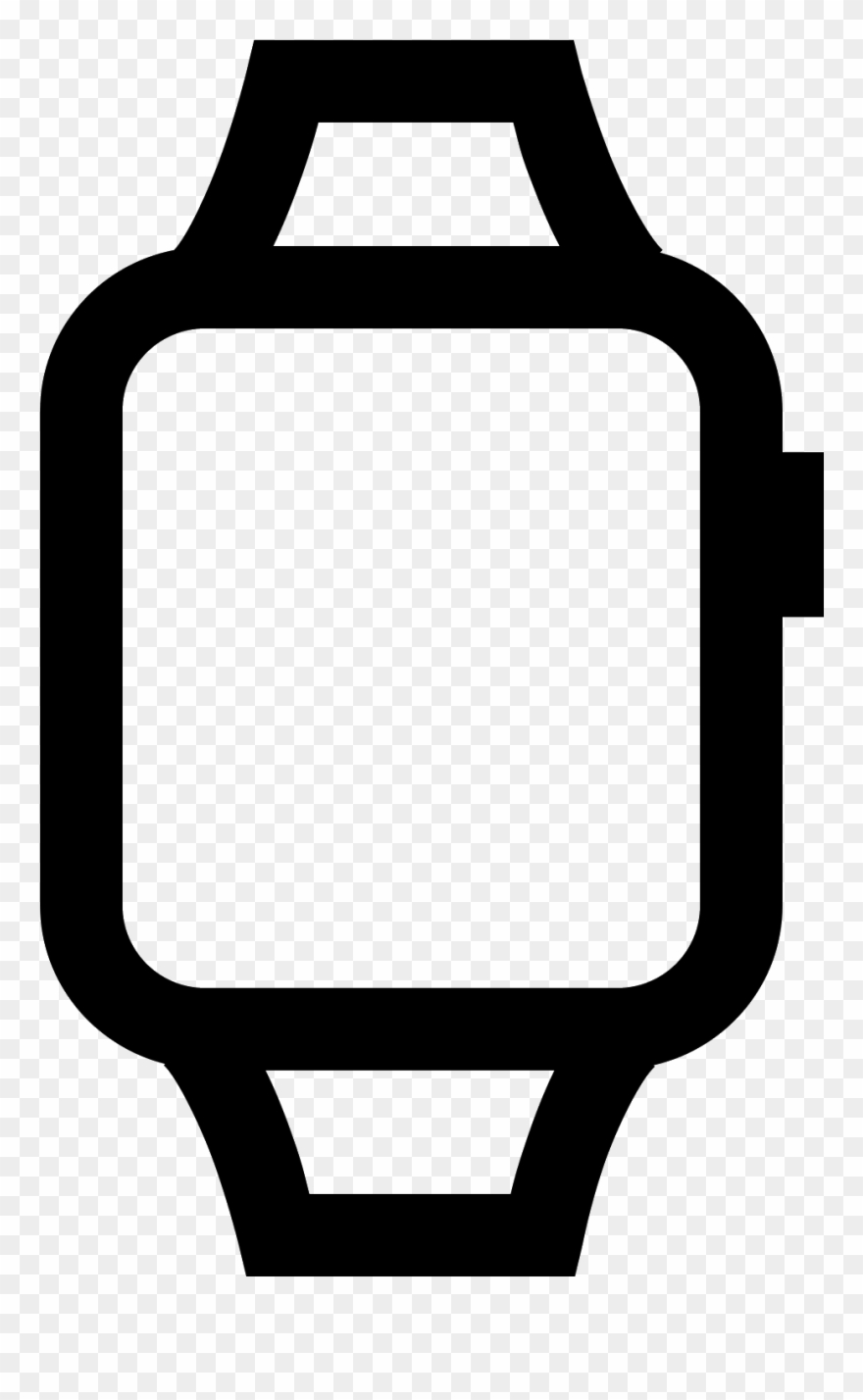 Apple Watch Icon.