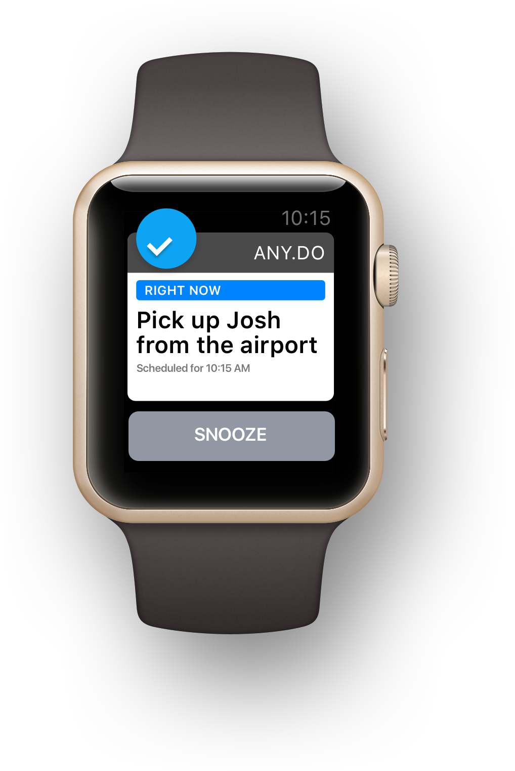 The Best Reminders App for Apple Watch.
