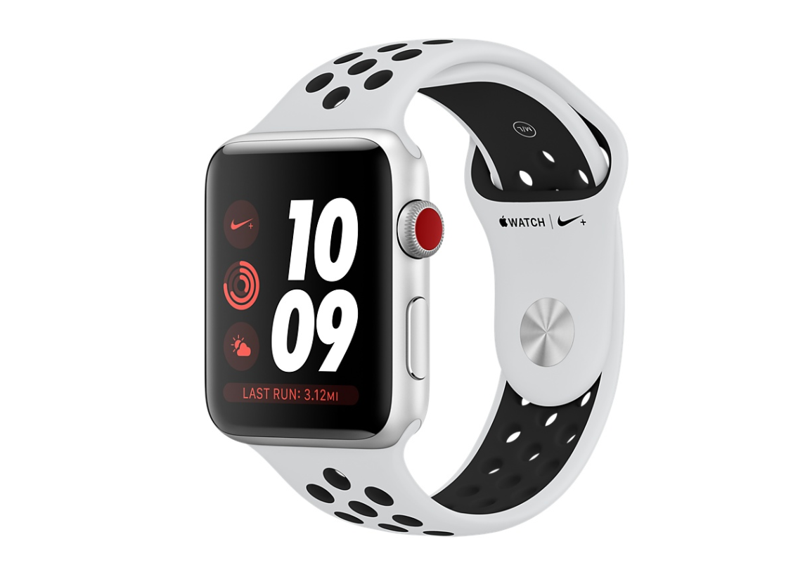 Apple Watch Series 3 Nike+ Models Will Have a Release Date Starting.
