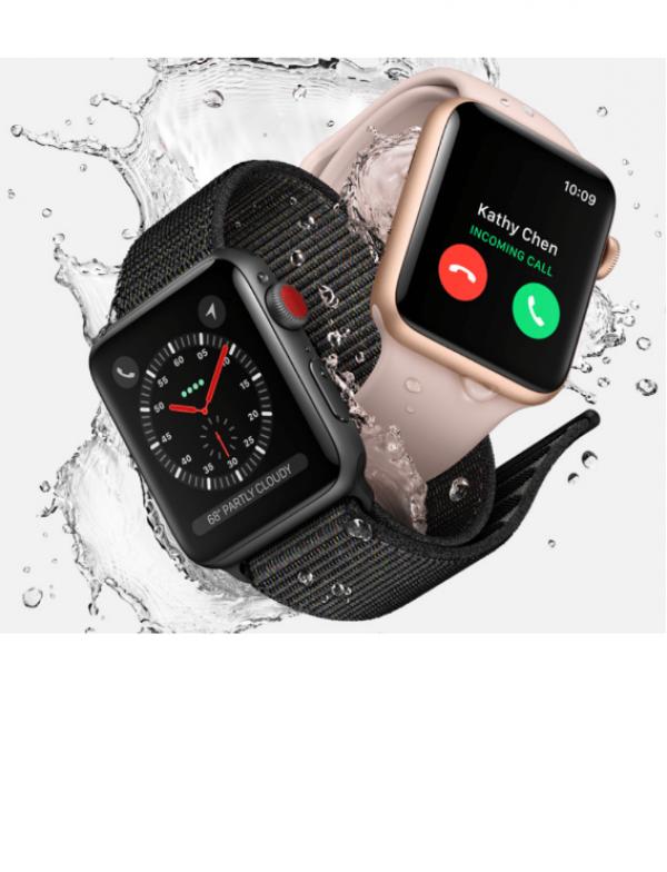 Apple Watch Series 3 42mm.