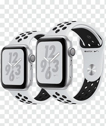 Apple Watch Series 4 cutout PNG & clipart images.