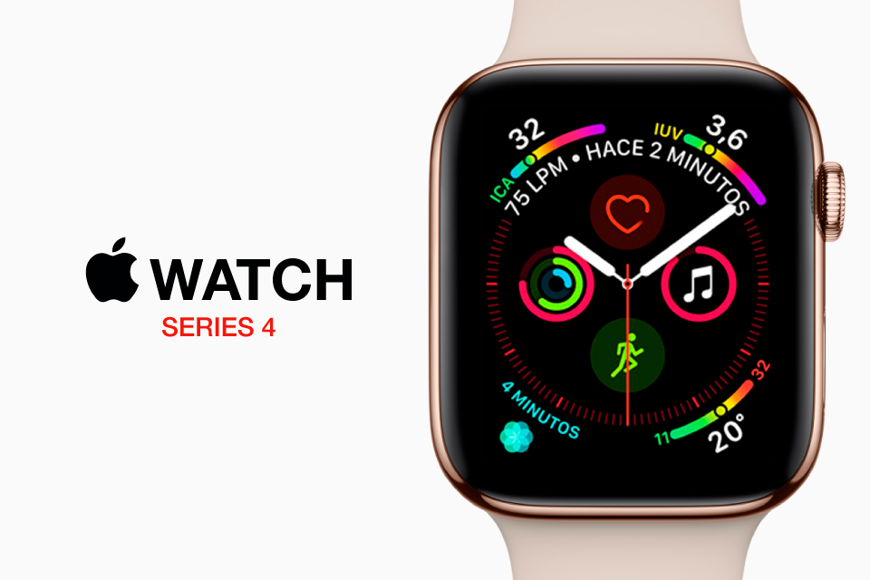Apple Watch Series 4.