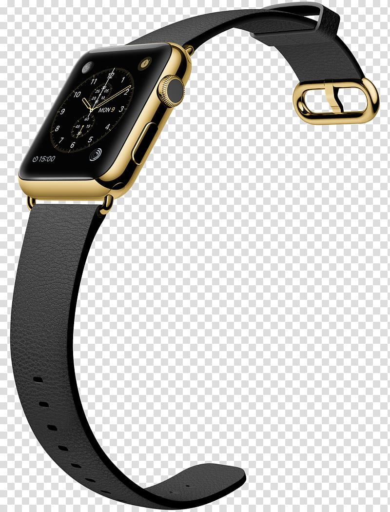 Gold Apple, Watch, Smartwatch, Apple Watch Series , Apple.