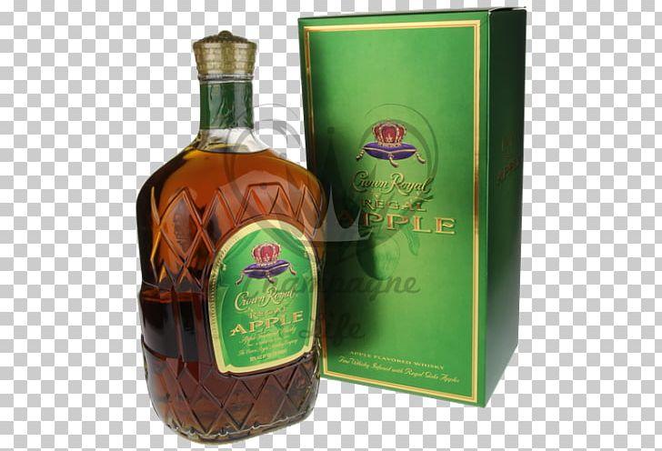 Liqueur Crown Royal Whiskey Distilled Beverage Seagram PNG.