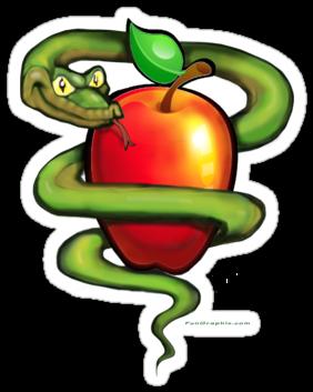Apple Clipart Snake.