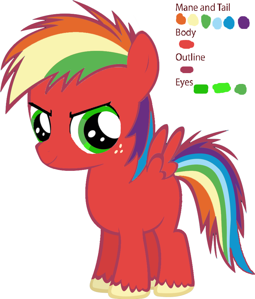 Zap Apple by Tbone11 on DeviantArt.