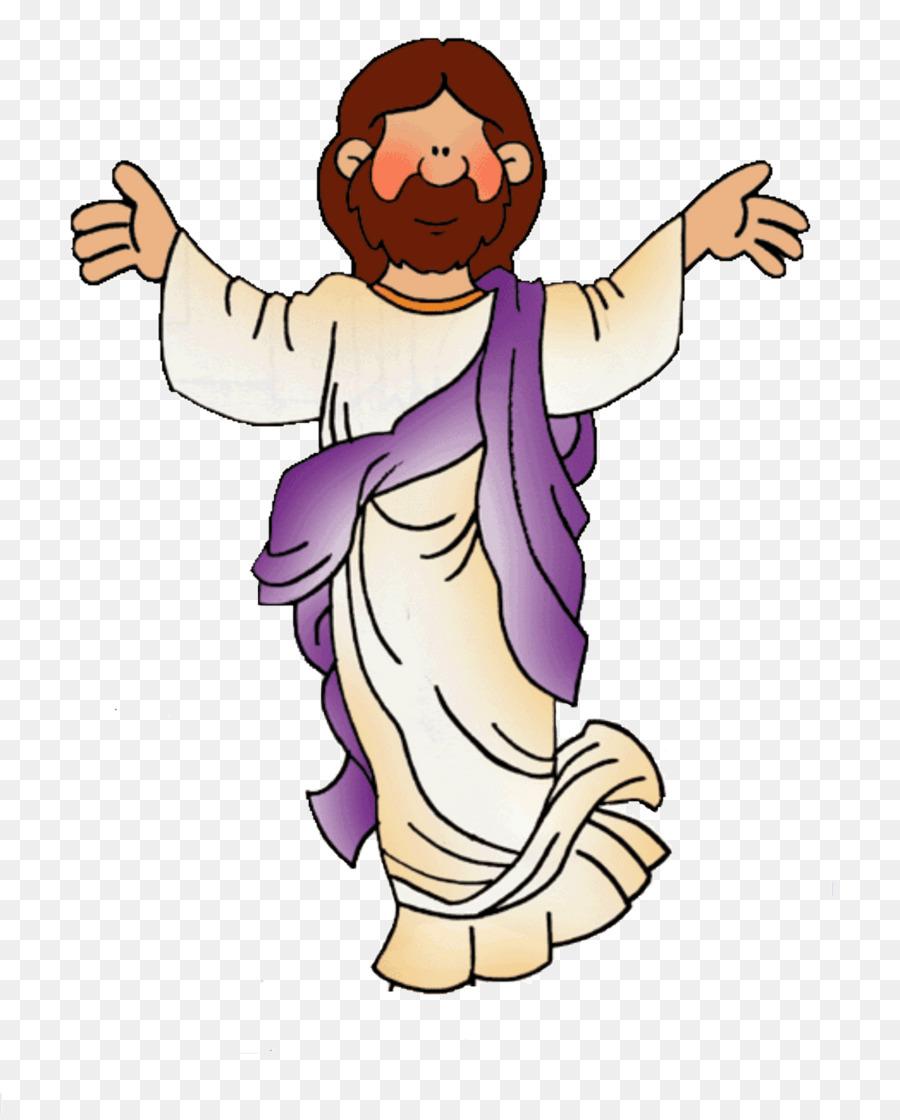 Jesus Cartoon clipart.
