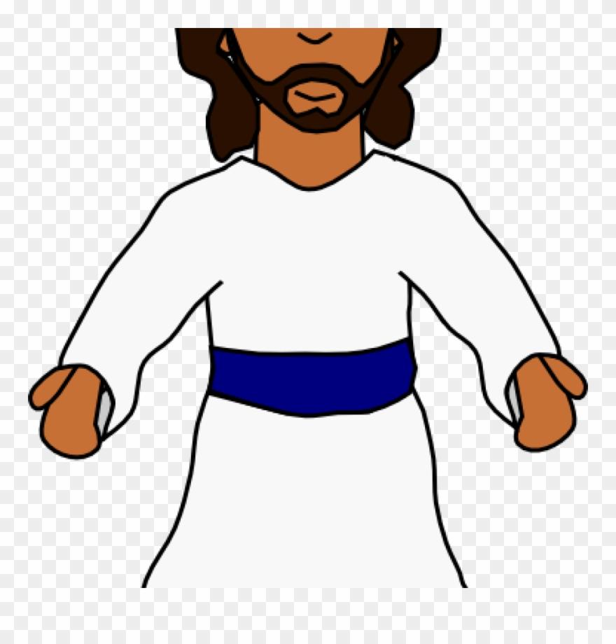 Jesus Clipart Png & Free Jesus Clipart.png Transparent.
